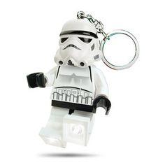 Chaveiro Lego com Luz Star Wars Stormtrooper #geek #starwars # lego