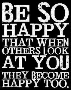 Be happy! ♥