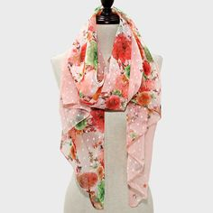 Women s Fashion Scarves   Clothes, Jewelry   Accessories   Emma Stine  Limited Echarpe, Mode d1d1c6dd959