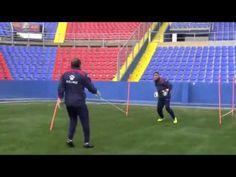 Keylor Navas - Goalkeeper training