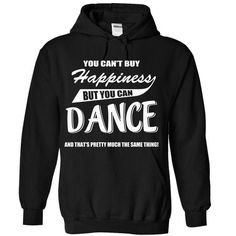 Dance Happiness T Shirts, Hoodies. Check price ==► https://www.sunfrog.com/Funny/Dance-Happiness-Tee-Black-4979214-Hoodie.html?41382 $39