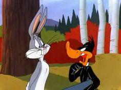 Looney Toons Cartoons .. the best ever!!!  ▶ Rabbit season, duck season - YouTube