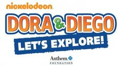 { Dora & Diego - at the discovery center in Santa Ana }. We will be doing this in the next couple weeks.