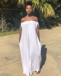58 Fall Wear To Inspire - Luxe Fashion New Trends - Fashion for JoJo White Outfits, Summer Outfits, Casual Outfits, Summer Dresses, Black Girl Fashion, Womens Fashion, Fashion Trends, Fashion Styles, Moda Afro