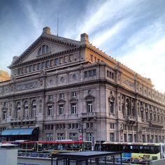 Teatro Colón in Buenos Aires #Argentina. #travel http://ontaskva.com/buenos-aires-argentina