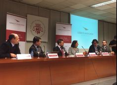 Our Managing Partner, Marc Gericó, at the Internet Law conference in Barcelona.