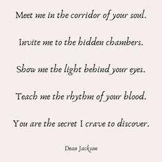 #poetryofpresence