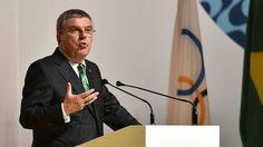 IOC President starts two-day visit to Paris for 2024 bid