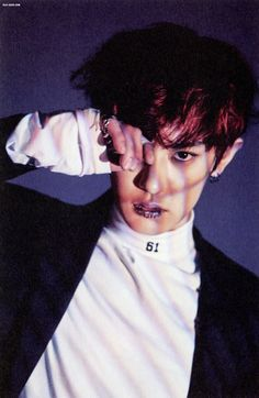 ❮ CHANYEOL ❯  EX'ACT: MONSTER