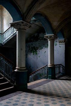 Grandiose - Photo of the Abandoned Beelitz Heilstätten