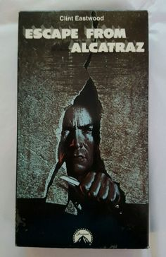 Escape from Alcatraz (VHS, 1990) Clint Eastwood in DVDs & Movies, VHS Tapes | eBay Christmas Shopping