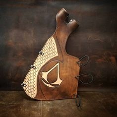 Assassin's Creed Full Length Arm guard / Bow Hand Glove