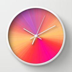 Re-Created  Pt. FIFTHTEEN  Wall Clock by Robert S. Lee - $30.00
