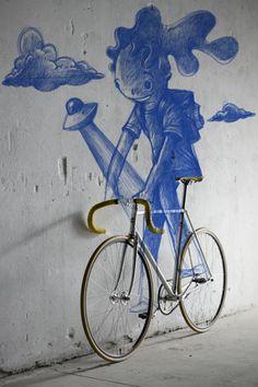 mysleepykisser-with-feelings-hid:  Mural Mockup design byOscar Llorens