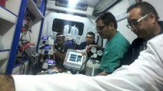 #Se realizó un operativo inédito en el hospital Cullen para trasplantar el corazón a una paciente - Uno Santa Fe: Uno Santa Fe Se realizó…