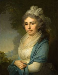 Madame nekludova, Vladimir Borovikovsky, 1798