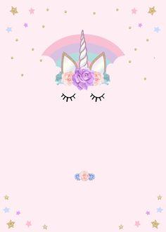La Super Mamy: I love Unicornios Unicornios Wallpaper, Kawaii Wallpaper, Wallpaper Backgrounds, Unicorn Wallpaper Cute, Cute Wallpaper For Phone, Unicorn Art, Cute Unicorn, Baby Unicorn, Unicorn Invitations