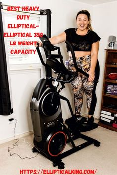 Unfortunately, finding a good quality elliptical machines is really hard work. However, there are many markets or on-line shops near you where you can easily buy the best heavy duty elliptical machine of your choice.