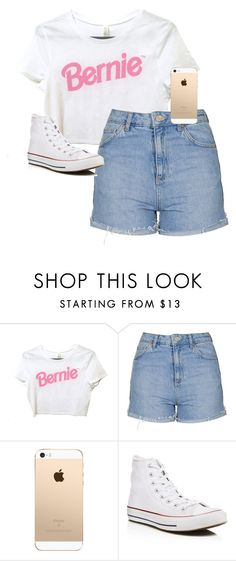 """""""././..//...//.../.."""" by anna-mae-equils on Polyvore featuring Topshop and Converse"""