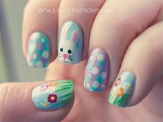 Amazing Easter Nail Art Designs Ideas Trends 2014 9 Amazing Easter Nail Art Designs, Ideas & Trends 2014