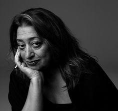 Zaha Hadid: arquitecta premio Pritzker en 2006. المعماريه العظيمه زها حديد