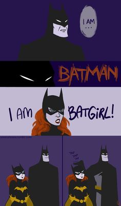 Geek Discover She Learned From The BestYou can find Batman robin and more on our website.She Learned From The Best Batgirl Nightwing Catwoman Arte Dc Comics Fun Comics Marvel Comics Dc Comics Funny Batman Meme I Am Batman Batman Meme, Batman And Batgirl, I Am Batman, Batman Art, Batman Robin, Gotham Batman, Math Comics, Fun Comics, Marvel Dc Comics