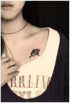 50 Cute small Tattoos ideas for women (56)