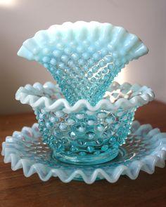 opalescent glass is so pretty