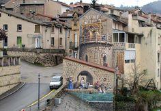 The Aurec by Patrick Commecy & A.Fresco (Aurec-sur-Loire, France)