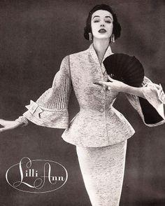 Lilli Ann, 1950s