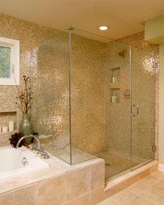 Çerçevesiz Duşakabinlerle Ferah Banyolar | Yapı Dekorasyon 360