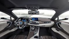 BMW showed off a concept car Wednesday that has no mirrors. http://www.gearheads4life.com/news/bmw-shows-off-mirrorless-car-at-ces/