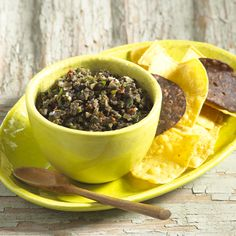 Mexican Tapenade with California Ripe Olives