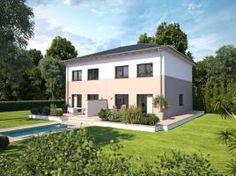 Bärenhaus Doppelhaus Duo 110