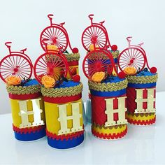Circo Do Mickey, Carnival Themes, Birthday Table, Safari, Alice, Candy, Biscuit, Events, Clown Crafts