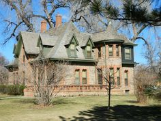 The Avery House was one of the first Old Town homes that preservationists in Fort Collins took steps to save. Visiting today is like taking a walk back in time.