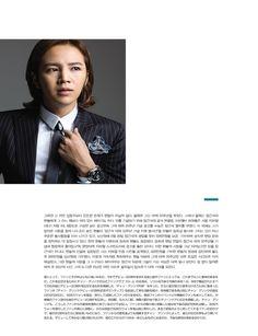 Jang Keun Suk in Lotte Magazine, Nov. 2012