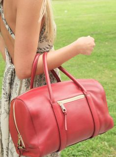 Shopper Madelein Red by Chloé