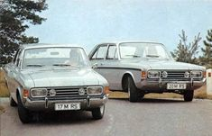 Ford 17M RS et 20M RS - 1968