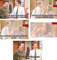 Parks and Recreation Management me to be