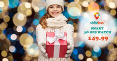 Don't miss your chance to buy the best tracking device for kids! Childtrac - Real-Time GPS Tracker for Kids and Seniors. Child locator with - a tracking system, an alert system, the ability to monitor the route and the SOS button. Gps Tracking Device, Tracking System, Gps Navigation, Happy Kids, Smartwatch, Monitor, Families, Eye, Button