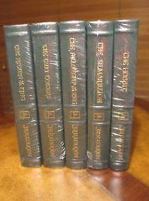 Lord of the Rings (5 Volume Set) - Trilogy, Hobbit, and Silmarillion by J. R. R. Tolkien http://www.amazon.com/dp/B001LOQCH4/ref=cm_sw_r_pi_dp_z.Mxub1CW2Y2Z