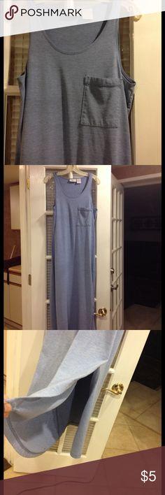 XL Kathy Ireland sundress good condition Size XL Kathy Ireland sundress good condition Kathy Ireland Dresses Maxi