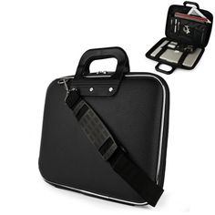 SumacLife Cady Shoulder Bag Briefcase for Asus ZenBook 13.3 inch Laptops
