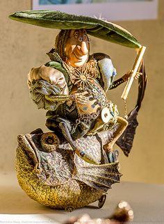 Оригинал взят у shaadorian в Весенний бал кукол на Ветошном. Фотоотчет. Аккуратно 8ого марта я посетил Международный салон авторских кукол и без долгих предисловий…