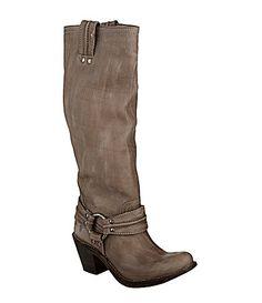 Frye Women's Carmen Harness Tall Boots   Dillards.com  my goal boots