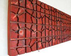 Items op Etsy die op Unieke houten Wall Art - 16