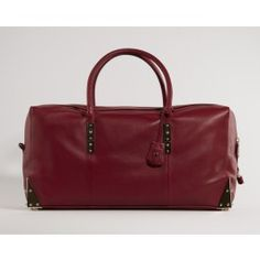 Bordeaux travel bag in unique design by Stine Goya for Adax. Available in following colors: black, tan, elephant and rosewood.   (Bordeaux Stine Goya Adax Rejsetaske)