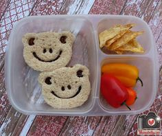 Diana Rambles: Making Lunch Fun  #mysouthernexpression #schoollunch