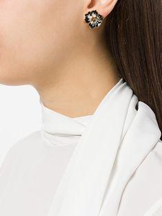 Sonia Rykiel Pansy earrings